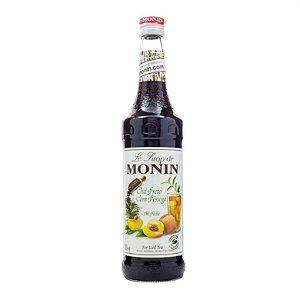 Xarope Monin Chá preto com Pêssego 700ml