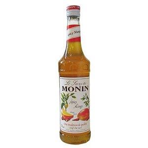 Xarope Monin Spyce Mango 700ml