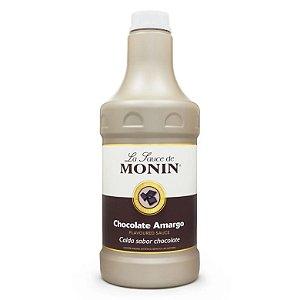 Calda de Chocolate Amargo Monin 1.89L
