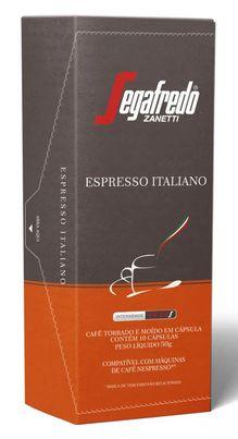 Cápsula Compatível Espresso Italiano com 10 unidades