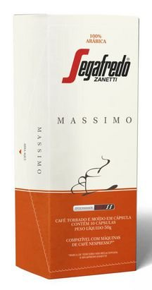 Cápsula Compatível Massimo com 10 unidades
