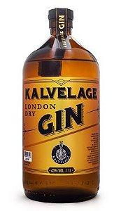 Gin Kalvelage London Dry 1L
