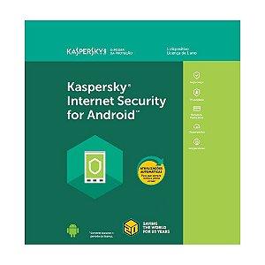 Kaspersky Internet Security para Android 2021 - 1 Dispotivo - 1 Ano - (Frete Grátis - Envio Digital)