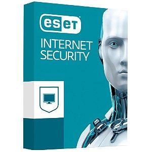 ESET Internet Security - 3 PC - 1 Ano - 2020 - (Frete Grátis - Envio Digital)
