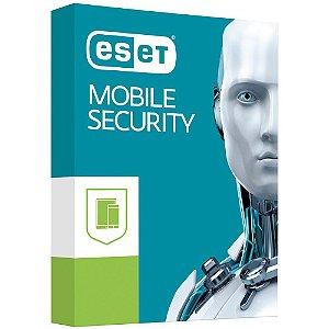 ESET Mobile - 3 Dispositivos - 1 Ano - 2020 - (Frete Grátis - Envio Digital)