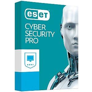 ESET Cyber Security Pro - 3 dispositivos - 1 Ano - 2020 - (Frete Grátis - Envio Digital)