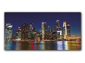 Quadro Panoramico Singapura