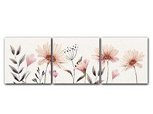 Mosaico Flores do Campo
