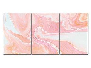 Mosaico Rosa Liquido