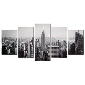 New York City (Mosaico 5 peças)