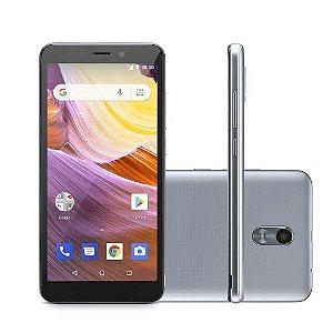Smartphone Multilaser NB730 MS50G 3G 5,5 Pol. RAM 1GB Câmer