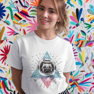 Pug Astronauta
