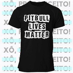 Pitbull Lives Matter Frente