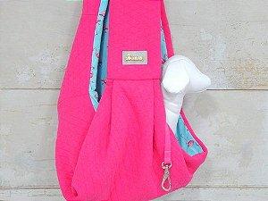 Bolsa de Passeio - Sling Flamingo Thiffany Pata Chic