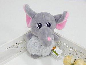 Brinquedo Pet Pelúcia Elefante