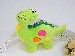 Pelúcia Dino Verde