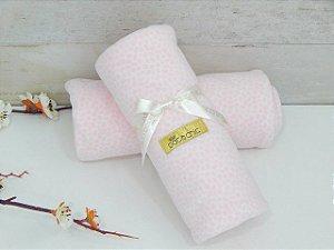 Cobertor Soft Mesclarinho - Pata Chic