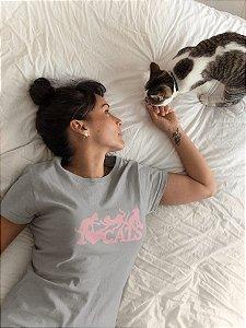 Baby Look I Love Cats