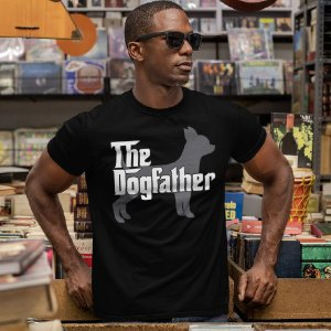 Camiseta The Dogfather Pinscher