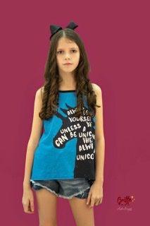 Camiseta Unicórnio Bobbylulu