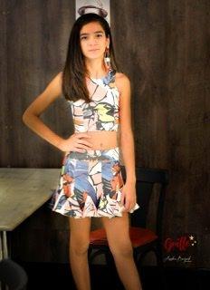 Conjunto Fashion
