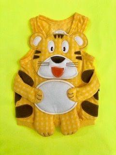 Macacão Tigre