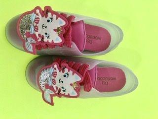 Sapato de Gata sereia