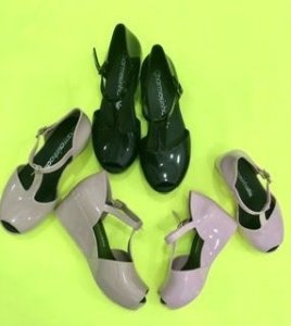 Sapato de plataforma