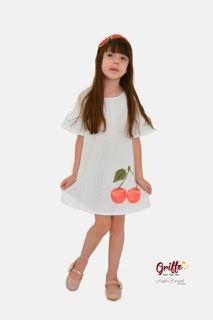 Vestido Cherry Have Fun