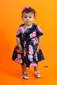 Vestido Flor Luluzinha