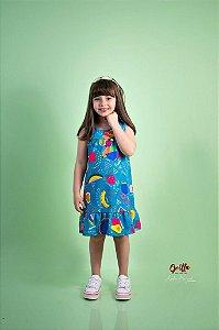Vestido Max Fruit Mon Sucré