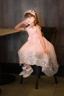Vestido Princesa Calda