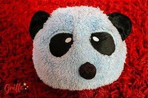 Touca e Cachecol Baby Panda
