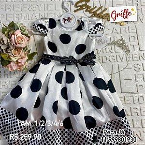 Vestido Petit Cherie Dalmata