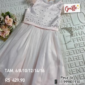 Vestido Royal Flowers Petit Cherie