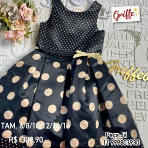 Vestido Petit Cherie MC Empire
