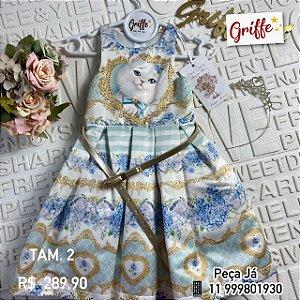Vestido Petit Cherie Gata