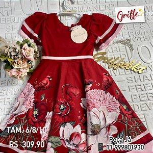 Vestido Poppy Petit Cherie