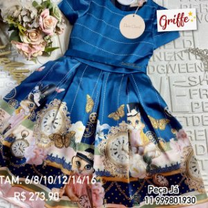 Vestido Petit Cherie MC Beautiful Field