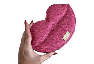 Necessaire boca pink personalizada