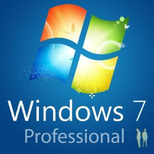 Windows 7 Professional COEM 64 Bits