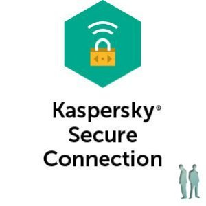 Kaspersky Secure Connection 1 Usuário 5 Dispositivos 1 Ano BR Download