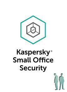 Kaspersky Small Office Security 1 Usuário 2 Anos BR Download 25 a 49 Usuários - Compra Mínima 25 Unidades