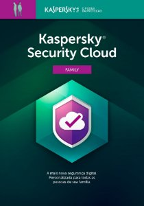 Kaspersky Security Cloud Familia 20 Dispositivos 1 Ano BR Download
