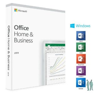 Office Home And Business 2019 BOX FPP
