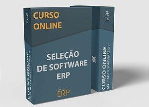 """Curso online """"Seleção de Software ERP"""""""