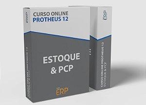"""Curso online """"Protheus 12 - Estoque & PCP"""""""