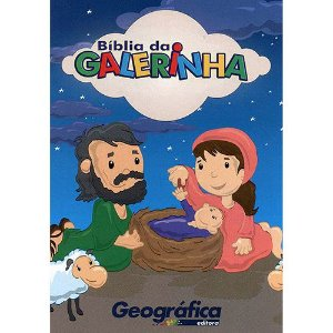 Biblia Da Galerinha - Geográfica