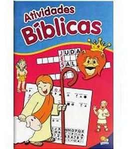 Livro Gigante De Atividades: Atividades Bíblicas - Todolivro