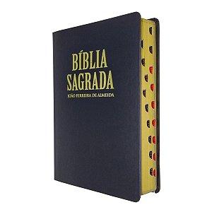 Bíblia Sagrada RC Com Letra Extra Gigante Capa Luxo Preta
